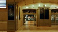 View to platform, Grand Central Terminal