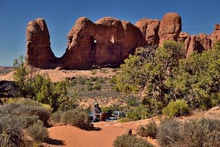 Painting the Landscape of Arches National Park