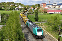 Sarria (REGFA251013) Tags: ferrovial comsa tren train comboio 308 335020