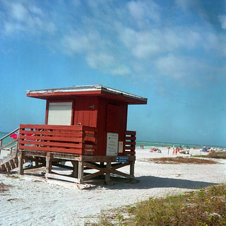 Life Guard's Hut