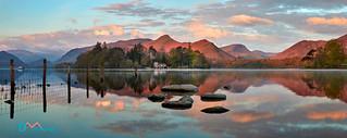 Derwent Isle Calm Dawn