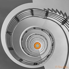 Stairway (funtor) Tags: stair selective art elegant germany hamburg