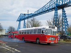 United Automobile Services 6080 (SHN80L) - 22-04-18 (04) (peter_b2008) Tags: unitedautomobileservices bristolrelh ecw nationalbuscompany 6080 shn80l preserved buses coaches transport buspictures