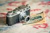 The nearest I come a Leica (Jaholme) Tags: kamera camera leica zorki leicacopy russian