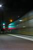 Train Departing Penrith (Photography Perspectiv) Tags: railroad railway train night lights sydneytrains waratah aset penrith