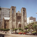 San Francisco - California - Grace Episcopal Cathedral - Historic thumbnail