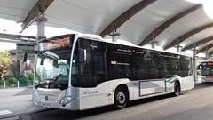 Transdev TVO réseau Valmy Mercedes Citaro C2 DM-403-GK (95) n°6109 (couvrat.sylvain) Tags: transdev tvo bus autobus gare ermonteaubonne mercedesbenz mercedes citaro valmy c2 stgratien saintgratien o530 o 530