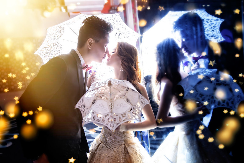 婚禮攝影 [ 世凱❤佳竫 ] 訂結之囍@新竹彭園婚宴會館