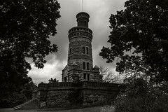 Water tower (mabuli90) Tags: sweden gothenburg monochrome