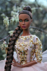 Spring evening (КристинаCristina) Tags: poppy parker integrity toys fashion royalty shining starlight doll dollphotographer dollcollector schnoorc
