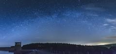 Last shot of the Milkyway Season - Derwent Reservoir. (Mark240590) Tags: