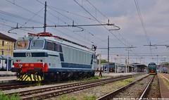 E632 030 (MattiaDeambrogio) Tags: e632 storico tigre novara tsr stazione ferroviaria fs livrea old