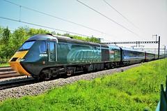 43093 (stavioni) Tags: fgw gwr hst first great western rail railway high speed train inter city intercity 125 diesel class43 power car