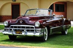 1949 Cadillac Series 62 Convertible (avilon_music) Tags: 1949cadillacseries62convertible 49cadillac 1949 cadillacseries62convertible caddy cars classiccars cadillacs markpeacockphotography convertible classicamericanautomobiles