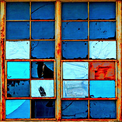 Vibrant Factory Window (2n2907) Tags: coloursplosion color colorful vibrant colourartaward
