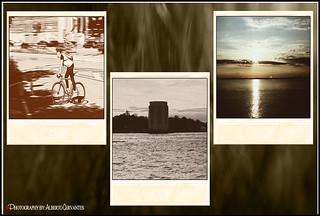 FOTO POLAROID. PHOTO POLAROID. NEW YORK CITY.