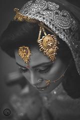 Wedding (Light Shadow Photography) Tags: bangladesh wedding bw people nikon 1 color rule white black red green blue girl 50 14