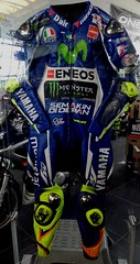 Valentino Rossi Leathers (mrd1xjr) Tags: valentino rossi leathers vr46 the doctor yamaha dainese moto gp