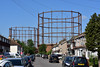 Gasometers (John A King) Tags: belvedere gas holders gasometers