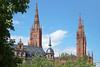 Marktkirche - Wiesbaden (Neil Pulling) Tags: marktkirche wiesbaden stadt city hessen hesse deutschland germany church