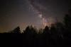 Light in the West Virginia Night (Ken Krach Photography) Tags: westvirginia milkyway blackwaterfallsstatepark