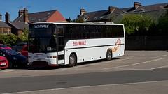 Ellenvale | IIW 828 (ben_cm_) Tags: ellenvale aspatria bus coach jonckheere deauville iiw 828 penrith station cumbria