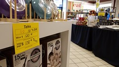 Elder-Beerman closing in Lancaster, Ohio (dankeck) Tags: discount sale faberware retail closing store goingoutofbusiness retailpocalypse retailapocalypse elderbeerman departmentstore brickandmortar lancasterohio ohio shuttingdown clearance rivervalleymall mall fairfieldcounty centralohio liquidation thebonton shuttering