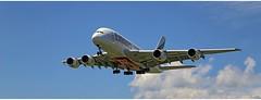 Emirates Airlines A6-EOW (Stefan Wirtz) Tags: emirates emiratesairlines emiratesa380 emiratesairbus airbus a380 a380861 airbusa380861 kloten zürich zürichairport zürichflughafen airportzürich airplane airport flughafen flughafenzürich flugzeug landeanflug runway14 runway schweiz suisse switzerland zrh lszh a6eow