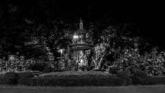Fountain Garden (nhong.il) Tags: public park building ba bangkok th thailand