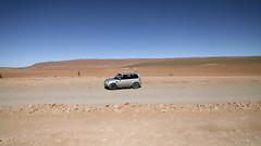 tr4 no atacama (ReCOSA) Tags: rota245b machuca atacama chile sky sand desert ruta245b carindesert alone vehicle day nature stranded stopped hot calor desierto cielo ciel ceu azul