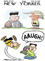 The New Yorker (doctor075) Tags: kimjonun donaldjtrump donaldjdrumpf dictatorship humourparodysatirecomedypoliticsrepublicanteapartygopfoxnews gop republicanparty teaparty