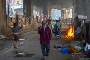 Sunday Morning - Kolkata, India