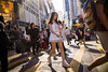 Crossing street (人間觀察) Tags: leica m240p leicam leicamp f20 f2 hong kong street photography people candid city stranger mp m240 public space walking off finder road travelling trip travel 人 陌生人 街拍 asia girls girl woman 香港 wide open ms optics apoqualiag 28mm apoqualia optical