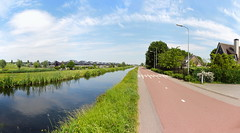 20180521-008 The roads to Duivenvoorde (SeimenBurum) Tags: netherlands thenetherlands landscape meadows bicycle bicyclepath fietspad panorama