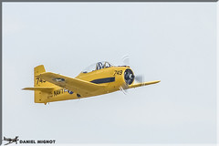 North American T-28 (daniel5451) Tags: avion aviation t28