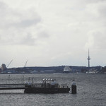 Blick auf Kieler Ostuferhafen thumbnail