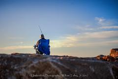 Early Pole-ing (uselessbay) Tags: 2017 narragansett nikond700 pointjudith rhodeisland uselessbayphotography color digital fishing uselessbay usa