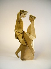 Dancers - Neal Elias (Rui.Roda) Tags: origami papiroflexia papierfalten dancers neal elias
