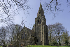 Edale Church (Mike Serigrapher) Tags: edale church derbyshire