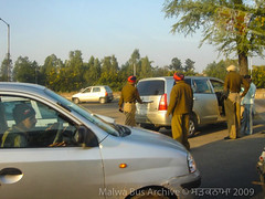 Ludhiana, Punjab (Malwa Bus Archive) Tags: 2009 india malwabusarchive punjab studio1937 travel ludhiana traffic police