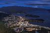 DSC_6614 (juor2) Tags: night queenstown cityscape lake wakatipu newzealand d4 scene travel gondola ropeway