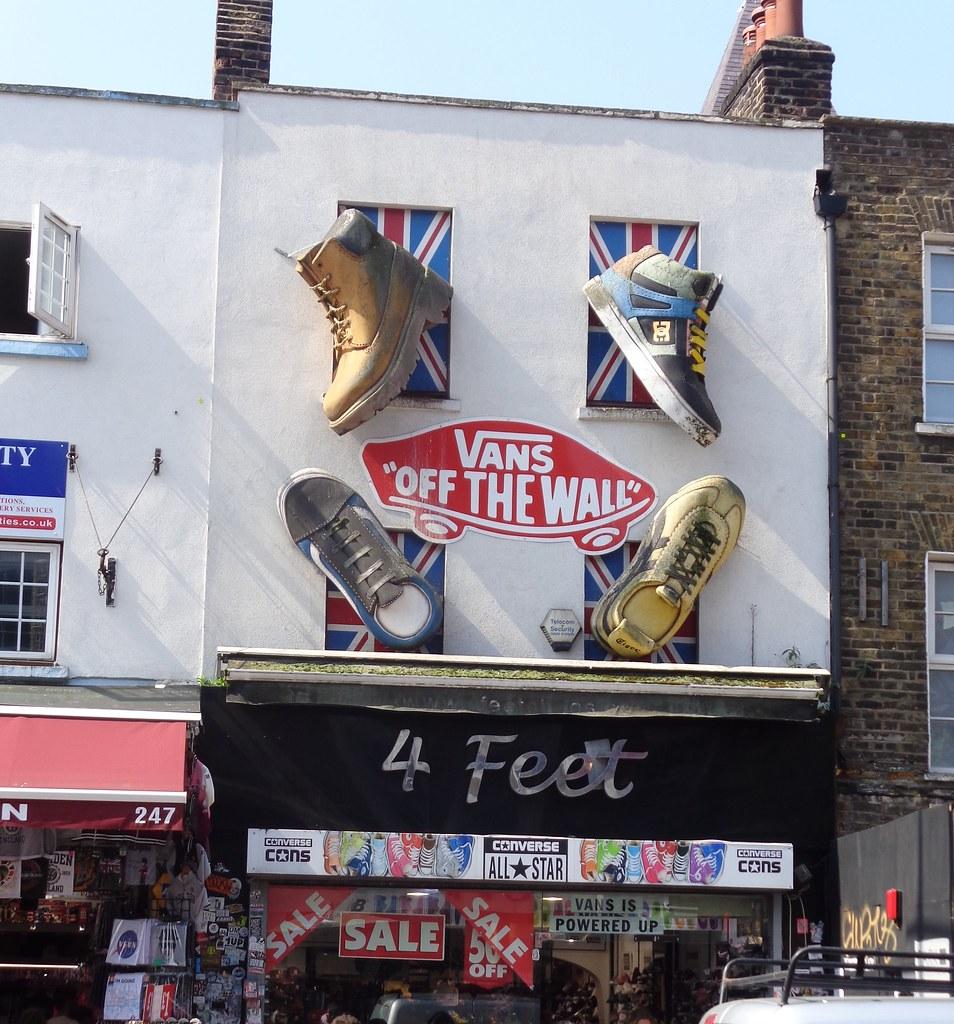 798f66e1ed Shoe Shop Camden (beaneyfamily) Tags  camden shoe shop vans 4 feet