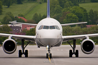 D-AILT Airbus A319-114