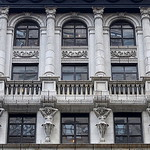 Six Naked Ladies: 91 Fifth Avenue (1894), New York City thumbnail