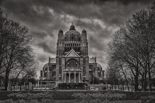 Basilique Nationale du Sacré-Cœur à Koekelberg