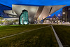 Denver Art Museum (harvey.doane) Tags: denver museum artmuseum architecture building grass park bluehour colorado