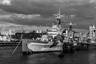 London   |   Battleship Grey
