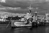 London   |   Battleship Grey (JB_1984) Tags: hmsbelfast museum imperialwarmuseum iwm cruiser warship royalnavy river thames riverthames southbank blackandwhite bw mono southwark londonboroughofsouthwark london england uk unitedkingdom nikon d500 nikond500