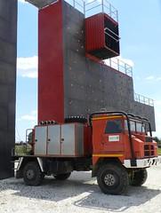 "PARQUE DE OCIO Y NATURALEZA ""LAS GRAVERAS"" LA RINCONADA (SEVILLA) (DAGM4) Tags: larinconada sevilla andalucía españa europa espagne europe espanha espagna espana espanya espainia spain spanien bombeiro bomberos bomber bomberosdesevilla firefighter 2018 escalada training inerco"