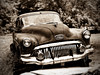 Old Car City-3 (NotableEquine) Tags: buick eight rust rusty rusted rusting classic vintage forest old car city oldcarcity grill chrome